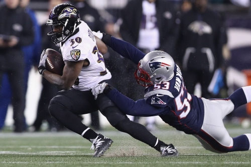 Ravens are one of the few teams built to defeat the Patriots