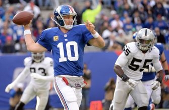 New York Giants: Eli Manning an MVP candidate for 2017?