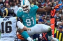 Wake has job secured, hopes to take Dolphins into playoffs for second straight year
