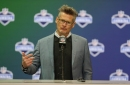 Falcons GM Thomas Dimitroff talks to Rich Eisen about Mike Vick