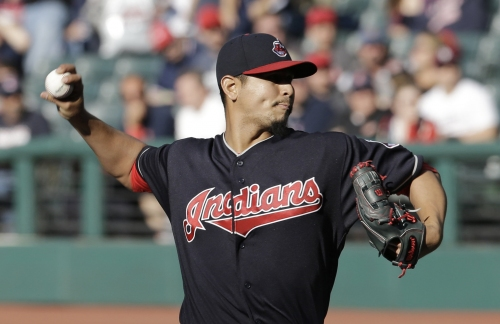 Cleveland Indians, Minnesota Twins starting lineups for Friday, Game No. 64