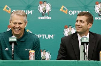 Celtics reportedly discussing trading the No. 1 pick in the 2017 NBA Draft to the 76ers