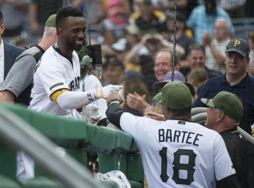 Pirates return to NL Central play with division up for grabs