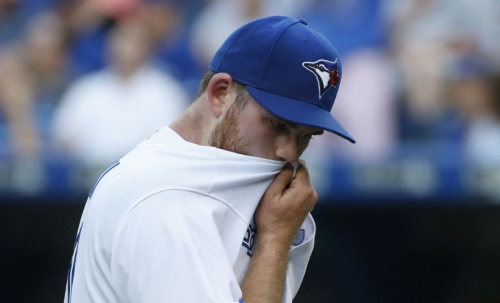 Blue Jays strike out again with .500 in reach: Griffin