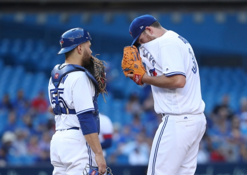 Biagini, Blue Jays crushed by White Sox