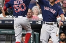 Betts homers in 8th inning, sends Red Sox past Astros 2-1 (Jun 16, 2017)