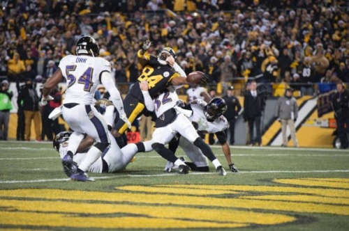 2016 Recall: Steelers clinch AFC North title on Christmas Day