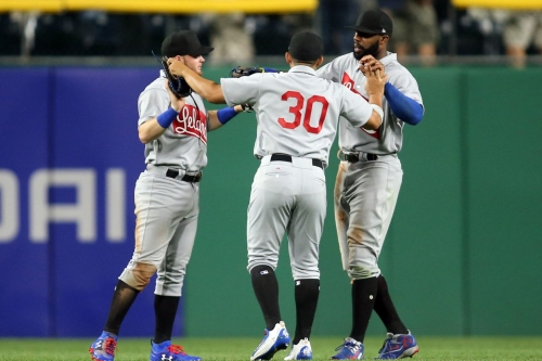 Cubs 9, Pirates 5: In the big inning