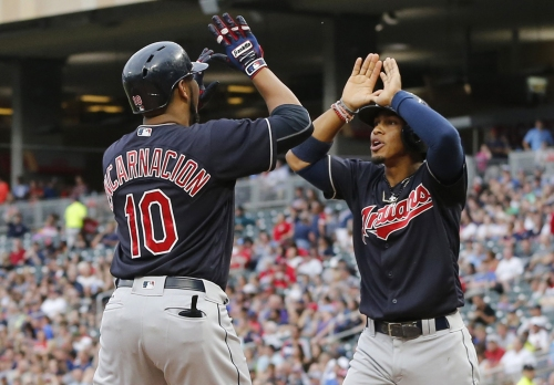 Cleveland Indians vs. Minnesota Twins: Live updates and chat, Games 65 and 66