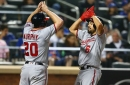Washington Nationals' lineup for 3rd of 4 with New York Mets in Citi Field...