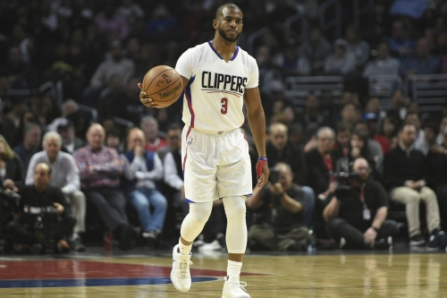There's no confirmation of Chris Paul meeting with the Spurs