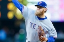 Rangers put Cashner on 10-day DL with muscle strain