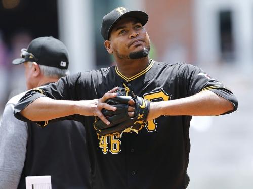 Pirates hope Nova can give bullpen a break