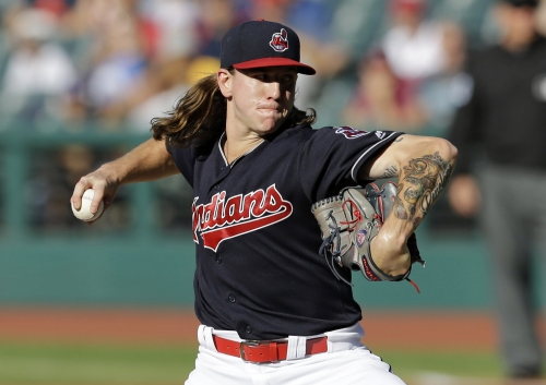 Cleveland Indians, Minnesota Twins starting lineups for Saturday night, Game No. 66