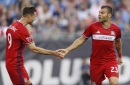 Who's The F--king Best?: New England Revolution 1, Chicago Fire 2, MLS game recap