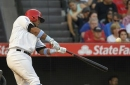 Angels throw home run party at The Big A, roll over Royals 9-0
