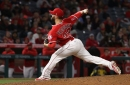 The Angels bullpen is getting its ace back