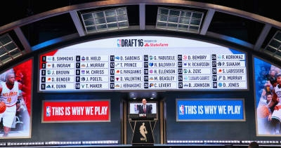 2017 NBA Draft: All Picks, order for first and second rounds
