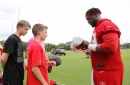 Daily Bucs Links: Gerald McCoy coaches youth