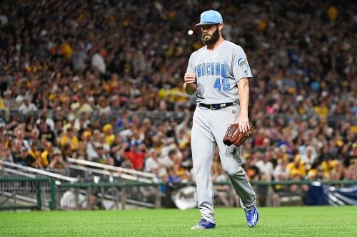 Pirates 4, Cubs 3: Sweat a grip