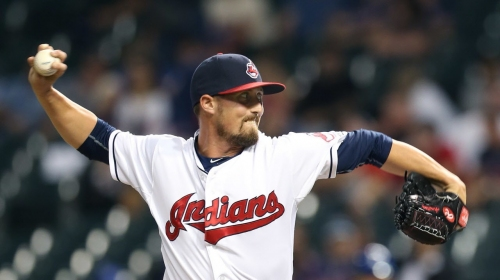 Another day, another roster move for the Cleveland Indians: Shawn Armstrong up, Gio Urshela down