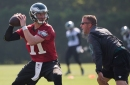 Eagles News: Carson Wentz is trending in the right direction