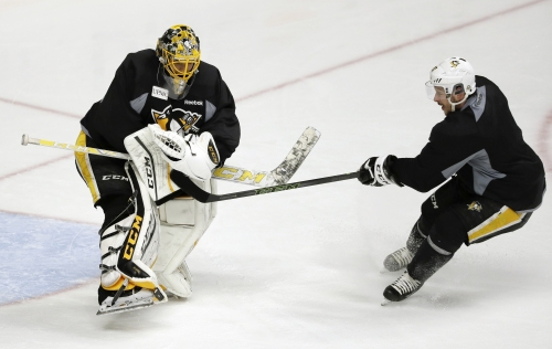 Fleury among players exposed for Vegas NHL expansion draft The Associated Press