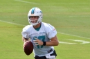 Ryan Tannehill on Dan Le Batard radio show: 'Marino told me to mess up the first diaper I changed'