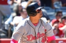 Tigers' Victor Martinez released from hospital