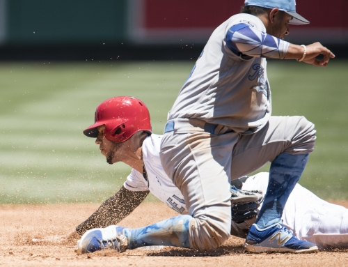 Angels can't collect the big hit in loss to Kansas City Royals