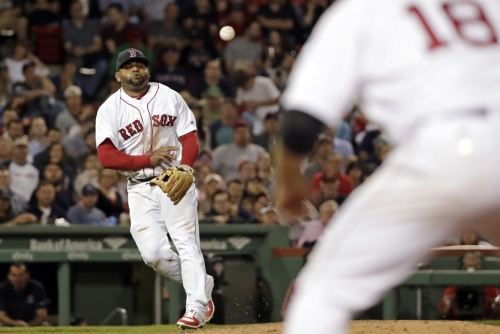 Pablo Sandoval 'hasn't been forgotten about,' expected to start for Boston Red Sox on Monday against Royals