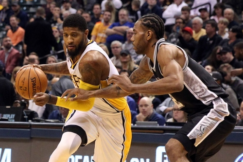 With Paul George available, the Spurs should call the Pacers