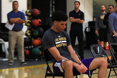 2017 NBA Draft Rumors: Lakers have not promised Lonzo Ball they'll take him