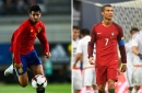 Manchester United make Cristiano Ronaldo Alvaro Morata offer and more transfer rumours