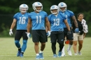 Detroit Lions keep showing faith in their wide receiving corps