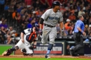 Bogey Blasts Two HRs, Red Sox Sail Into First, 6-5