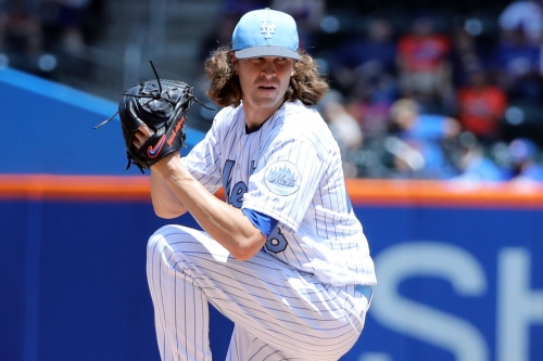 Mets Morning News: Jacob deGrom delivers against the Nationals, Michael Conforto's offense picks up