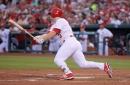 The Cardinals can wear nicknames on their uniforms - A Hunt and Peck
