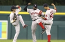 Will Red Sox Outfield Claim Three Gold Gloves This Year?