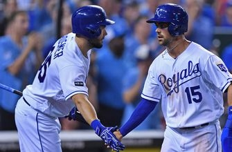 Royals remain focused on getting back to .500