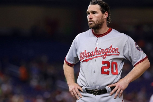 Washington Nationals' lineup for series opener with Marlins in Miami...