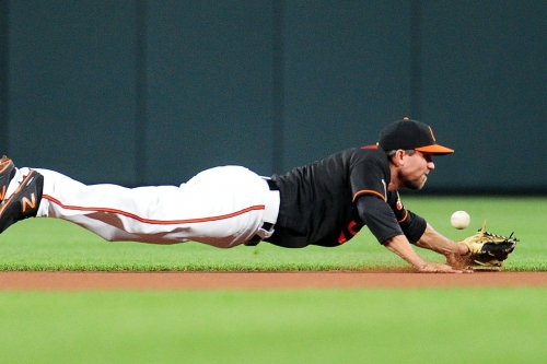 Orioles J.J. Hardy has fractured wrist, out until at least August