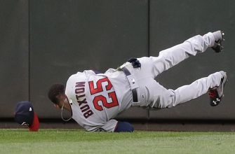 'Nothing falls but raindrops' thanks to much-improved Twins defense