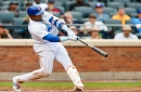 Cespedes back in lineup for Mets, but will still require rest
