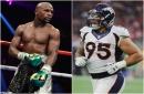 Derek Wolfe could beat Floyd Mayweather in a fight, per Broncos fans
