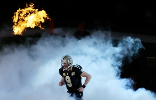 Drew Brees ranked No. 16 on NFL Network's Top 100