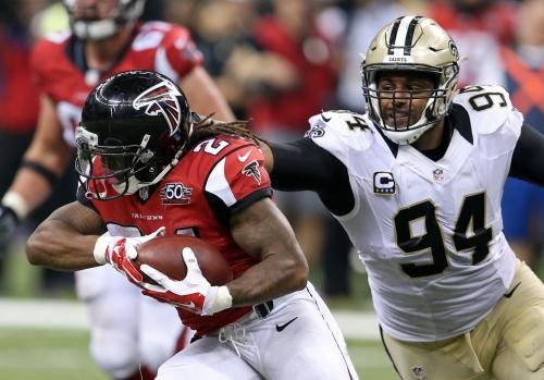 Devonta Freeman, Tevin Coleman named NFL's top RB duo