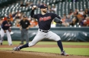 Indians 12, Orioles 0: Streaking Indians pound out 17 hits, Corey Kluber cruises with 3-hitter