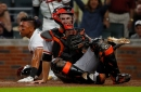 Giants match worst record through 72 games after getting embarrassed by Braves