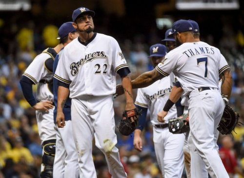 Pirates 8, Brewers 1: After a pitching gem Sunday, Milwaukee gets roughed up by Pittsburgh
